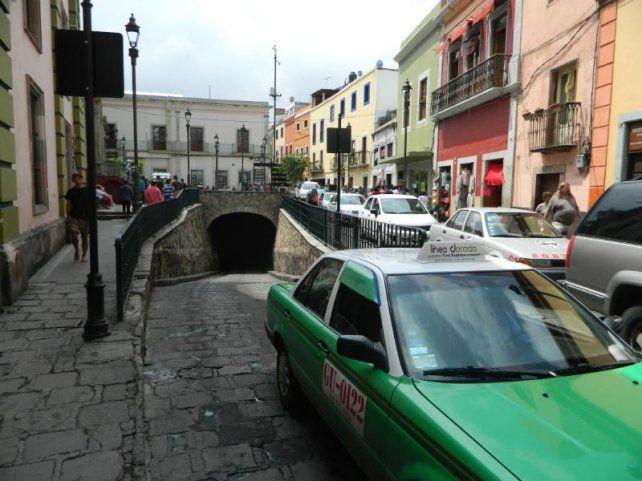 Los túneles son una de las atracciones de la ciudad.