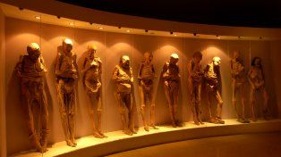 El Museo de las Momias es una de las atracciones para el turismo