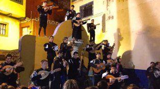 Callejoneadas, al ritmo de la música y las tradiciones