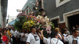 La celebración de San Antonio de Padua es un evento tradicional en la ciudad.