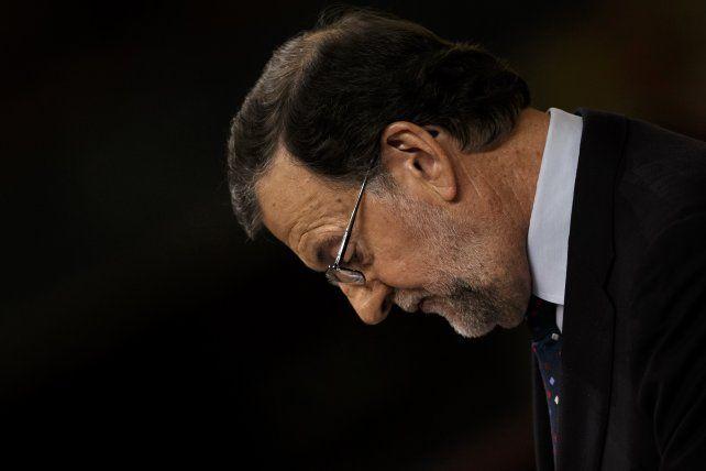 Sin consenso. El líder del Partido Popular no logró la mayoría necesaria para ser investido presidente de gobierno.