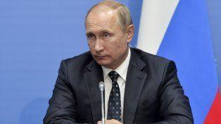 El presidente ruso no se encontrará a solas con Macri.