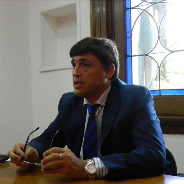 Política local. Del Vecchio dijo que en la región no hubo despidos masivos.