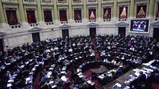Inflexión. El voto del Congreso a favor del pago a los fondos buitre se convirtió en un hito del nuevo modelo económico.