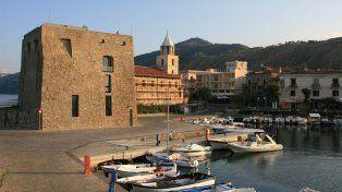 Mediterráneo. Sitio de pescadores