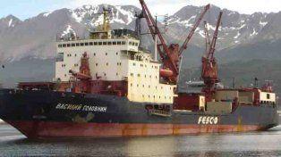 Antecedente. El barco ruso Golovnin concretó la campaña de 2015.