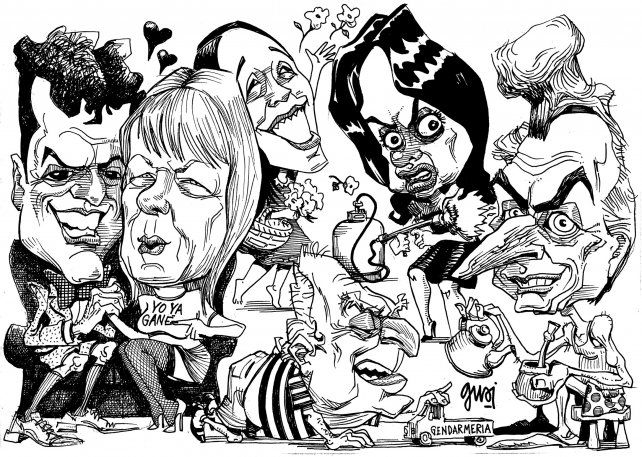 Macri debe dividir para reinar