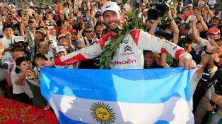 Pechito López se consagró tricampeón de la WTCC