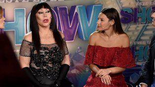 Moria desnudó a Pampita por su actitud en el Bailando: Todo lo que hace tiene un nombre