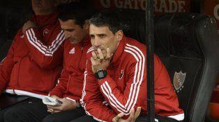 El entrenador Juan Pablo Vojvoda resaltó que el apuesta por estos chicos