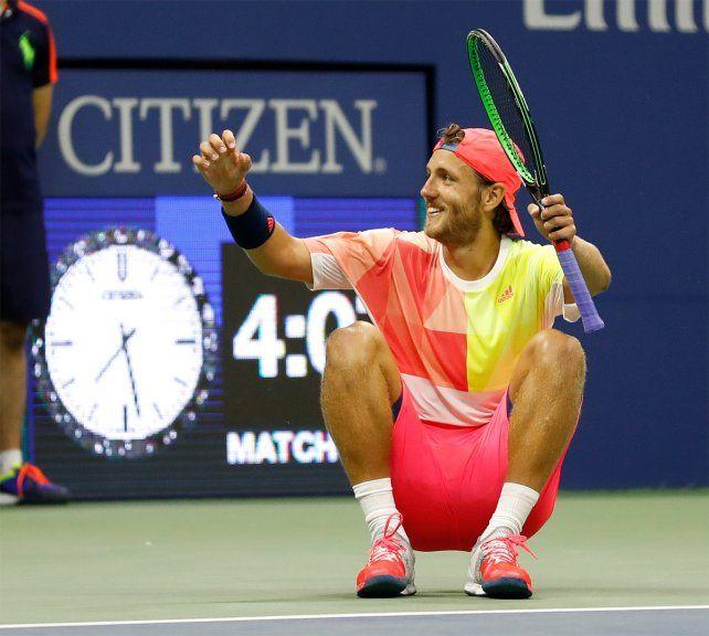 Pouille dio la sorpresa y eliminó a Nadal en octavos del US Open