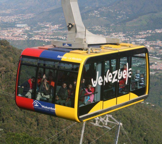 Gran orgullo. El teleférico de Mérida es el más largo y el segundo más alto del mundo