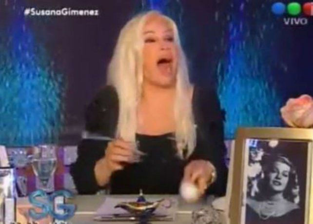 La mujer que ganó un millón de pesos mantuvo un diálogo desopilante con Susana