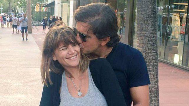 Amalia Granata se separó de Leonardo Squarzon al descubrirle una infidelidad