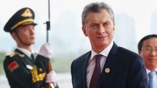 Macri habló desde la cumbre del G20.