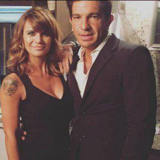 Amalia y Leonardo comenzaron la relación en abril de este año, mismo mes en que ella quedó embarazada.