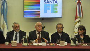 El gobernador Miguel Lifschitz alertó sobre la necesidad de controlar las rutas y los puertos para impedir el ingreso de droga a la provincia (Foto: Virginia Benedetto).