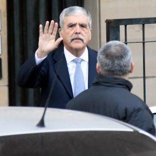 El exministro de Planificación Federal Julio De Vido fue citado a indagatoria por el juez federal Claudio Bonadío.