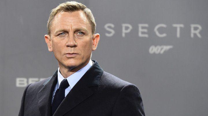 El actor británico Daniel Craig fue tentado para volver a encarnar al intrépido agente James Bond.