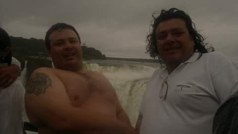 Difícil El clima atenta contra la búsqueda de Carlos Cabrol y su sobrino.