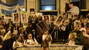 Clamor. La masiva marcha del pasado 25 de agosto alteró los tiempos legislativos y marcó las prioridades que tienen los vecinos.