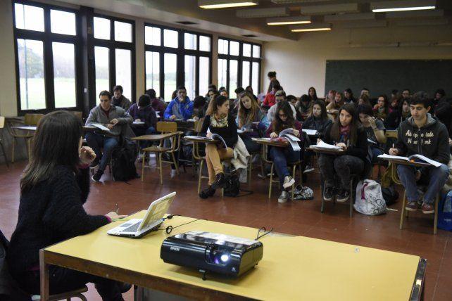 Mayor participación. La provincia tiene por objetivo que todos los actores participan del debate de la educación que se viene en Santa Fe.