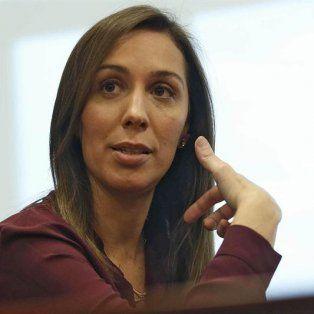 La jefa de gobierno de la provincia de Buenos Aires relativizó las amenazas.