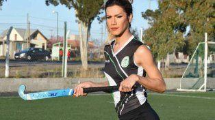 Jessica Millamán. El juez ordenó a la asociación inscribirla para jugar.