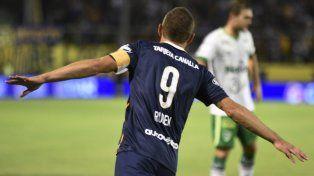 Realidad. La última vez que ganó Central fue ante Sarmiento con un gol de Ruben