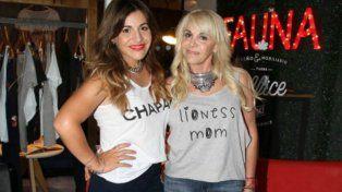 Ahora Claudia la felicita a Gianinna por no tener rencor con la mamá de su hermanito