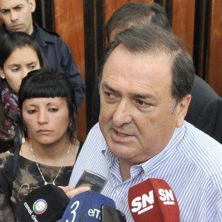 El titular del Sindicato de TrabajadoresMunicipalesde Rosario, Antonio Ratner.