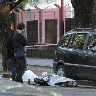 Matías Hernán Franchetti, alias el Cuatrerito, fue asesinado a balazos en la entrada del Coloso del Parque.
