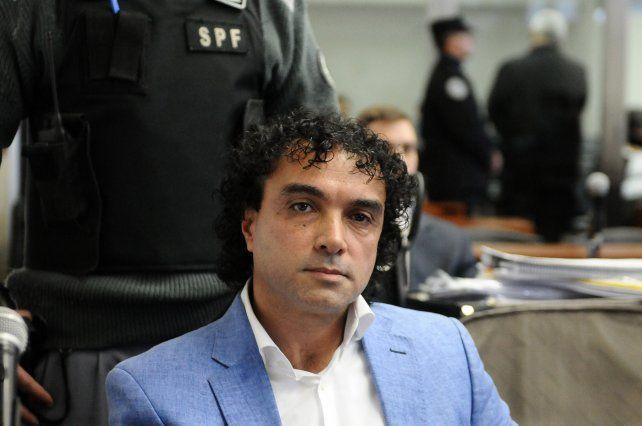 López Londoño fue apresado en octubre de 2012 cuando cenaba en un restaurante de Pilar.