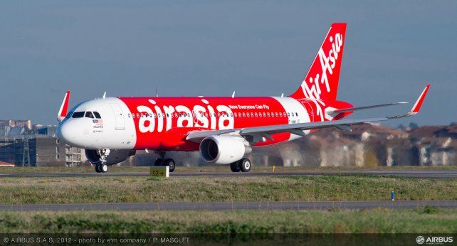 El incidente de AirAsia ocurrió en 2015 pero se dio a conocer hoy tras una extensa investigación.