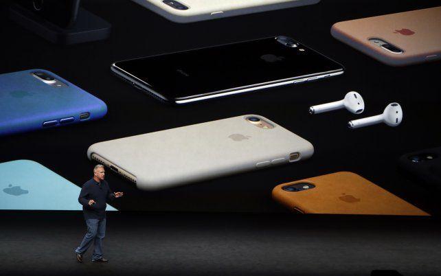 Apple presentó oficialmente hoy el iPhone 7 en un evento en San Francisco.