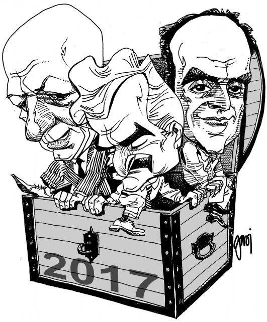 Bonfatti es el principal apellido que tiene el socialismo. Rossi es el único candidato ya lanzado en el PJ.