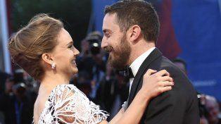 Jackie. Larraín y Natalie Portman llegaron a Venecia para presentar el filme.