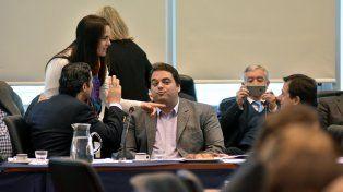 Empleo. El ministro Jorge Triaca concurrió a la Cámara de Diputados.
