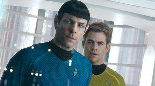 Icónicos. El comandante Spock y el capitán Kirk