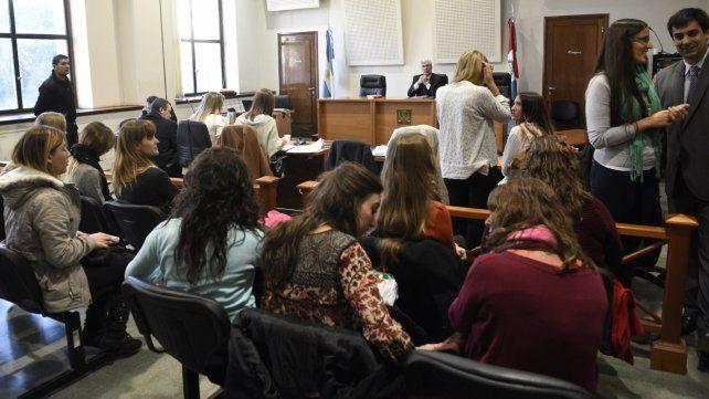 Los jueces penales vuelven a reclamar cargos