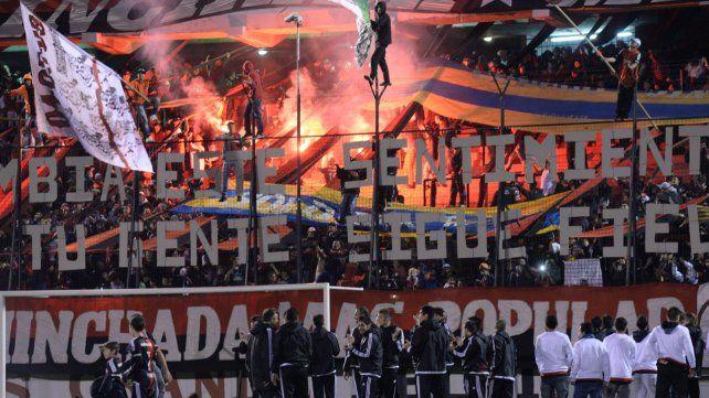 Rosario está en el ojo de todos por los hechos de violencia que empañan al fútbol