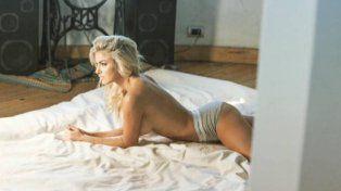 El infartante desnudo de Ailen Bechara en su cama incendió Instagram