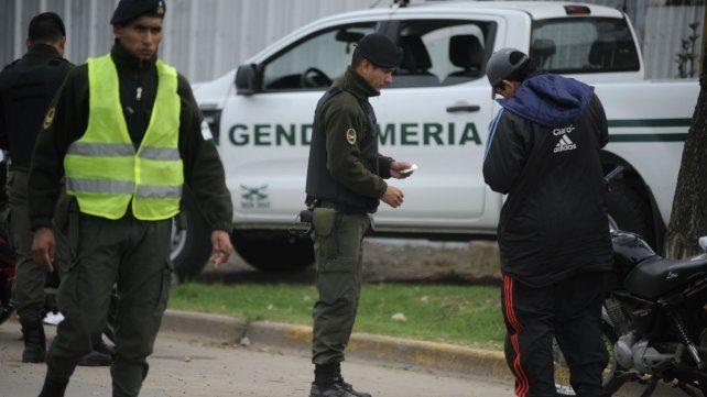 La semana próxima podrían llegar más efectivos de Gendarmería a Rosario.