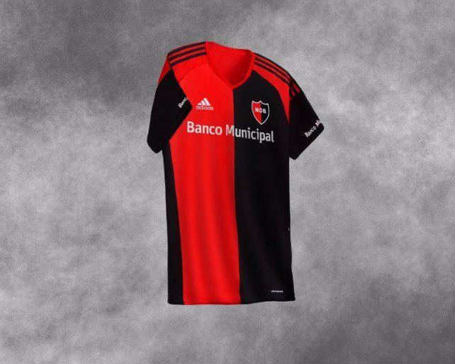 Newells estrenará el domingo ante Tigre la nueva camiseta de Adidas.