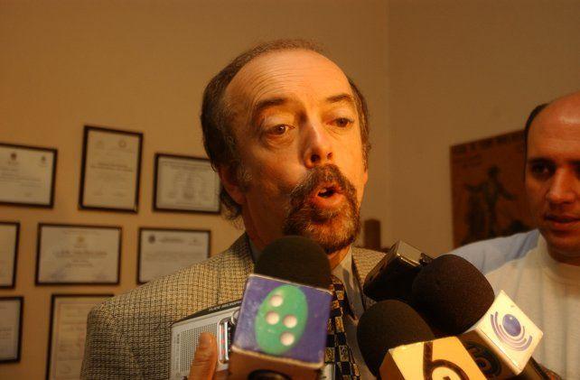 El juez penal Carlos Carbone disparó contra las políticas de seguridad de la provincia.