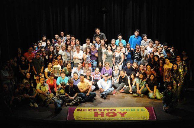 Otra edición de Teatro x la Identidad para estudiantes y docentes