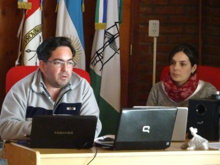 Validación científica. Los expertos de la UNPL presentaron los resultados de su estudio de impacto ambiental.