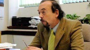 Inseguridad. El juez Carbone salió al cruce de las críticas del Ejecutivo.