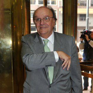 Preocupación. El presidente de la comisión de Industria de la Cámara baja, José Ignacio de Mendiguren.