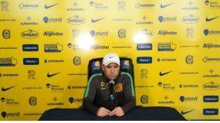 El entrenador Eduardo Coudet dijo que las negociaciones por traer al defensor Dylan Gissi están avanzadas.